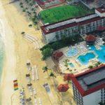 Veelzijdig resort op de zonnige Bahamas aan het strand in Nassau