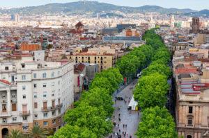 Vakantie Barcelona met oudere jeugd