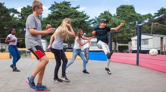 Vakantie België met tieners