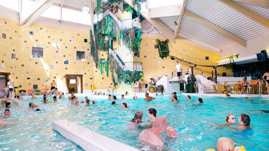 Vakantiepark Brabant met oudere jeugd