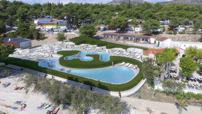 Camping Dalmatië met tieners