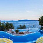 Mooie en sfeervolle terrascamping aan de Kroatische zee