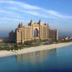 Indrukwekkend vijfsterren hotel op Palm Jumeirah, Dubai