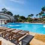 Leuke viersterren camping onder de Franse zon met groot zwembad