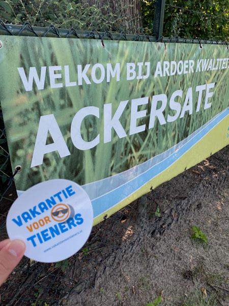Vakantie Gelderland met tieners