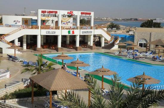 Vakantie Hurghada met tieners