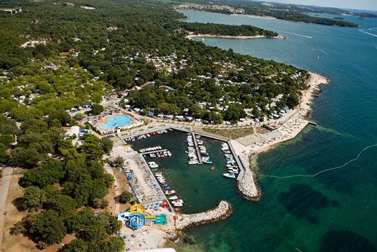 Vakantie Istrië met tieners