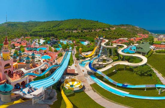 Vakantie Kusadasi met aquapark