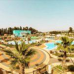 Vier-sterren resort direct aan zonnig zandstrand in Turkije