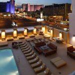 Mooi en rustig hotel in levendige omgeving van Las Vegas