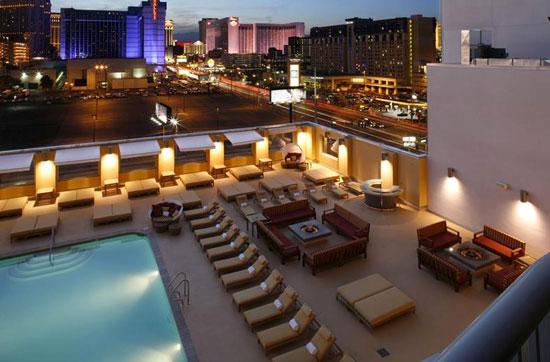 Vakantie Las Vegas met tieners