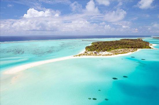 Vakantie Malediven met tieners