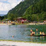 Actie in de bergen vanuit geweldig vakantiepark in Oostenrijk