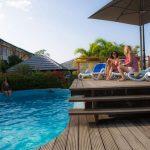 Heerlijke zonvakantie in hartje Paramaribo