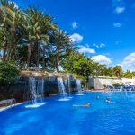 Heerlijke vakantie op de Canarische eilanden vanuit top hotel met zwembad