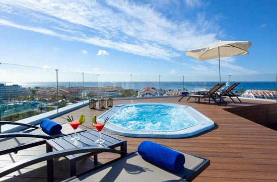 Vakantie Tenerife met tieners