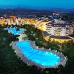 Vijf-sterren all-inclusive resort aan de zonnige Turkse kust