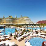 Fantastisch ultra all-inclusive hotel aan de Turkse Rivièra