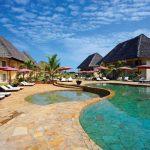 Prachtig resort direct aan het strand