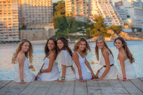 Jongerenreis Mallorca