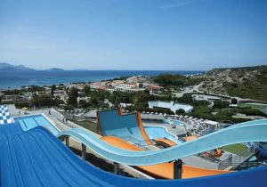 All-inclusive hotel in Kos met enorm zwemparadijs