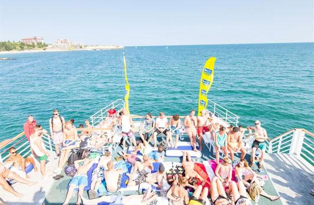 Leuke vakantie op Sunny Beach met tieners