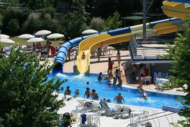 Vakantiepark in Italië met zwemparadijs voor tieners