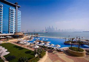 Dubai ontdekken vanuit mooi hotel