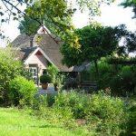 Luxe vakantiehuis voor een grote groep in Friesland