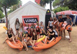 Veelzijdig vakantiekamp aan de Costa Brava met je leeftijdsgenoten