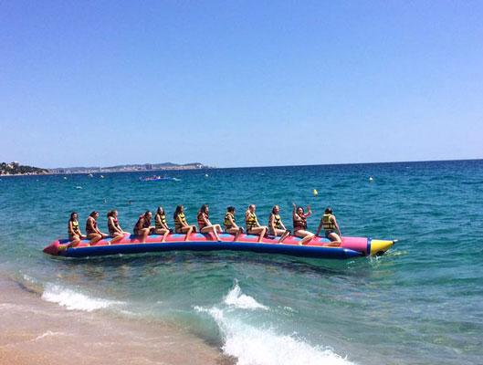 Vakantiekamp in Spanje