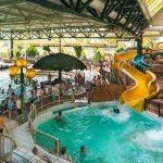 Geweldig vakantiepark in België met groot subtropisch zwemparadijs