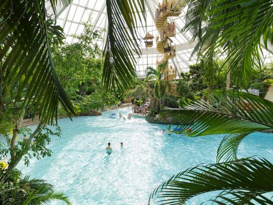 Vakantiepark de Vossemeren