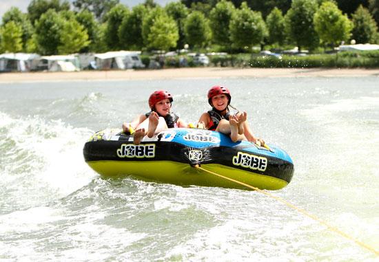 Vakantiepark Brabant met tieners