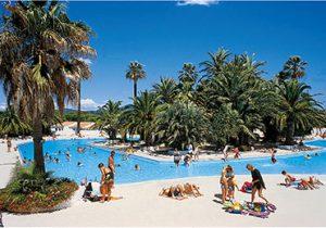 Prachtig vijf-sterren vakantiepark aan de Côte d'Azur