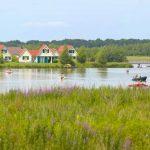 Leuk vakantiepark aan een groot meer in Drenthe