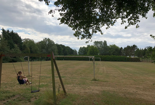 Vakantiepark Gelderland met tieners