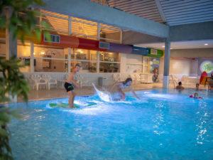 Zwembad vakantiepark Groningen