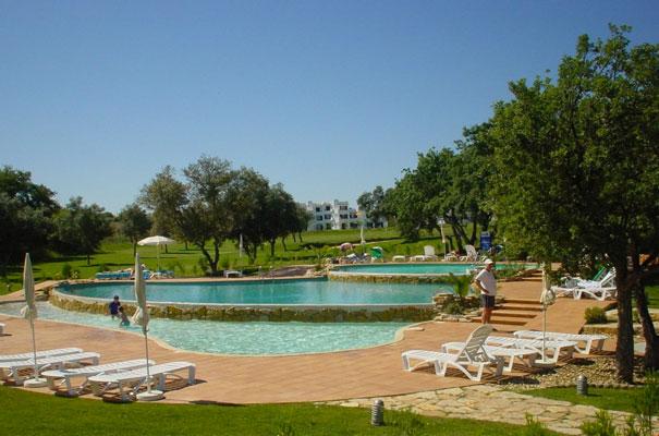 Vakantiepark in Algarve met tieners