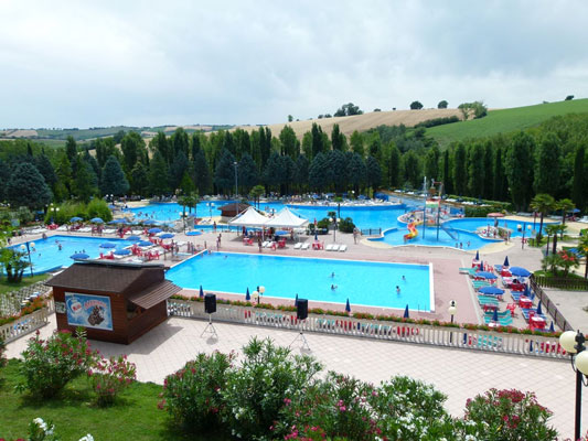 Leuk vakantiepark in Italië met tieners