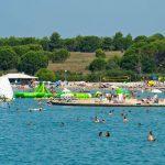 Sfeervol vakantiepark aan zee in Kroatië met talloze mogelijkheden