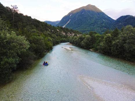 Vakantiekamp in Slovenië met tieners