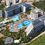 Vakantie met leuke zwembaden in Alanya