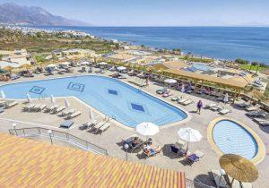 Prachtig vakantieresort in Griekenland