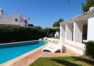 Vier je vakantie in Privé villa met je vrienden in Albufeira