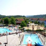 Top vakantiepark met groot zwembad dichtbij Boedapest