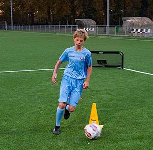 Voetbalclinics zomervakantie buitenland
