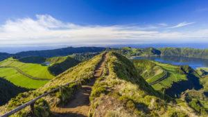 Wandelvakantie Azoren met oudere jeugd