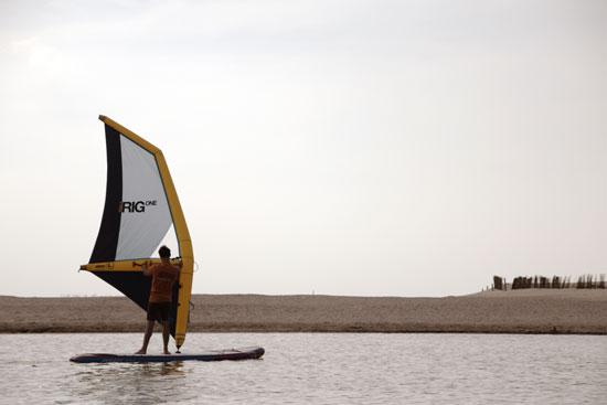 Watersportkamp in Nederland