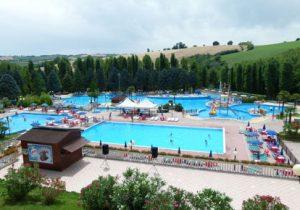 Mooi vakantiepark in Italië met enorm aquapark